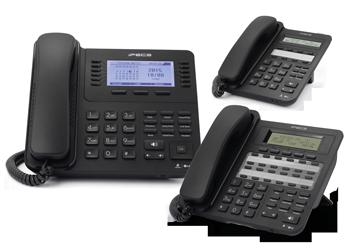Ericsson-LG iPECS 9200 business telephone handset range